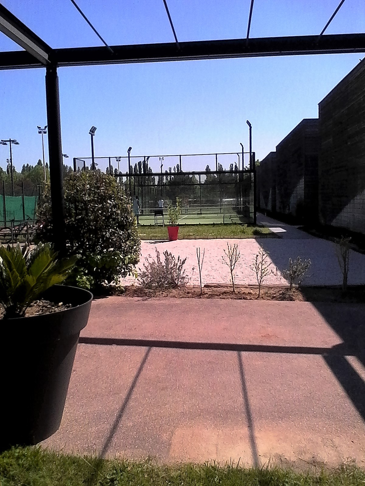 photos padel